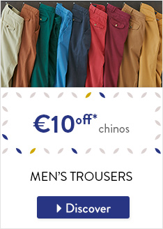 offer on men's trousers