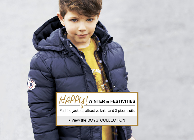 Happy! Winter & Festivities