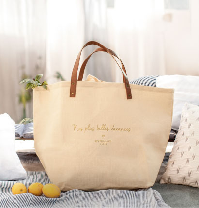 Bag free with a 149€ purchase