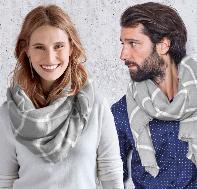 Gift : The scarf