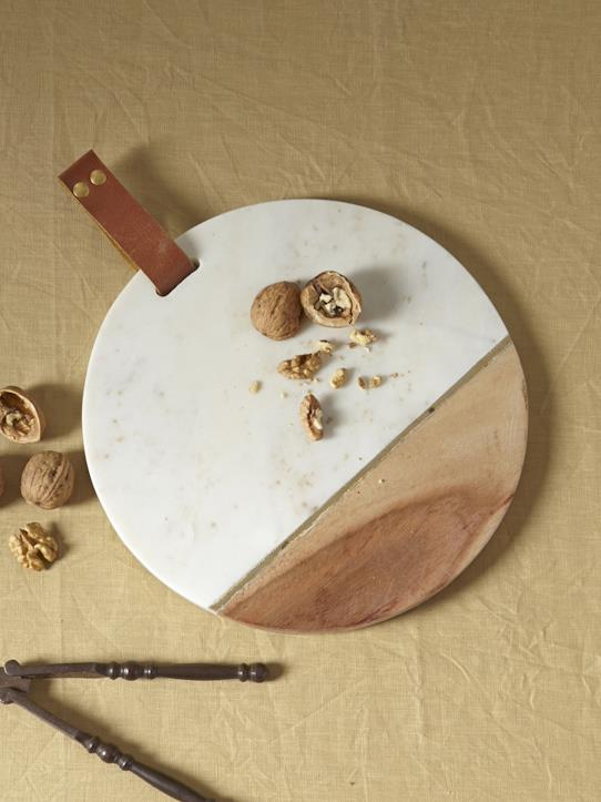 Home-Table decoration-Tableware, accessories-WOOD AND MARBLE CHOPPING BOARD