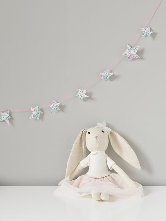 La Collection Printemps-Maison-Doudou lapin chiffon